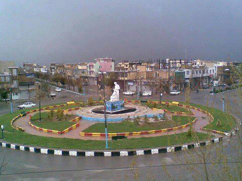 میدان معلم دهگلان